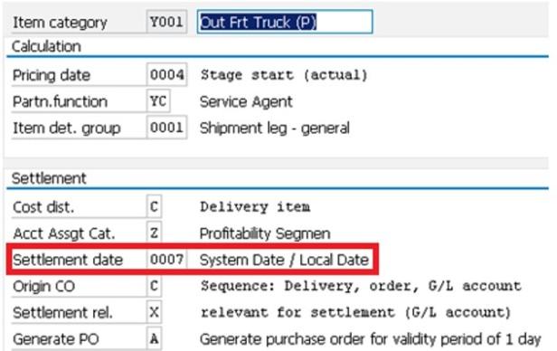 LE-TRA – Shipment & Shipment Cost Document Configuration – SAP Blog