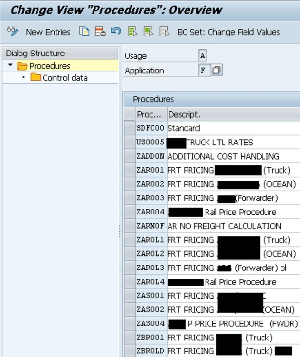 LE-TRA – Shipment & Shipment Cost Document Configuration – SAP Blog