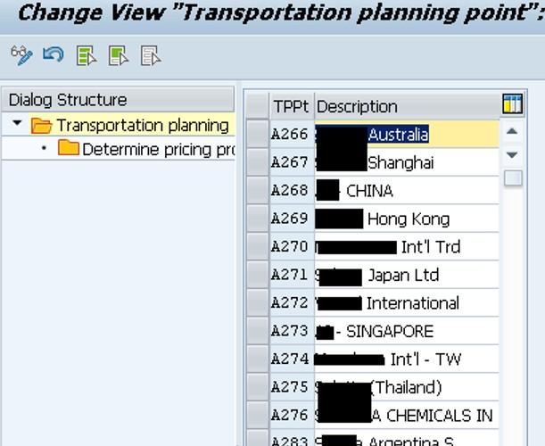 Le Tra Shipment Shipment Cost Document Configuration Sap Blog Sap Brazil Sap S 4hana And More