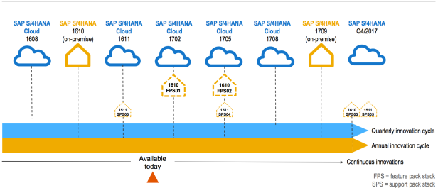 SAP Releases Strategy