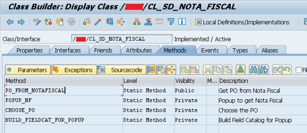 Freight PO lookup based on Nota Fiscal – SAP Blog, SAP