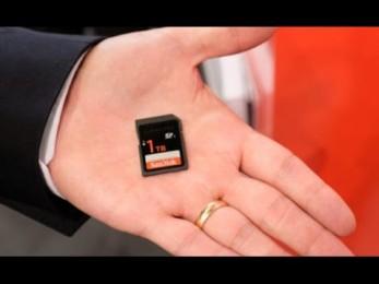 SD Card 1TB