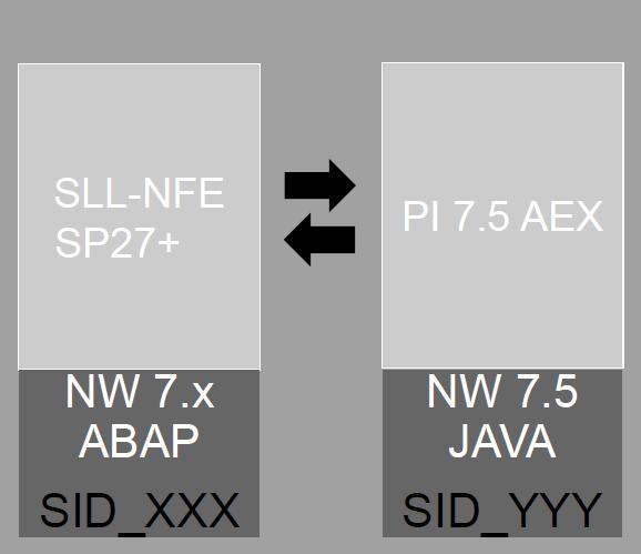 1 - SAP NF-e with SAP PI AEX