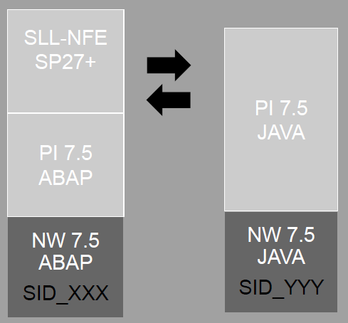 2 - SAP NF-e with SAP PI Dual Usage