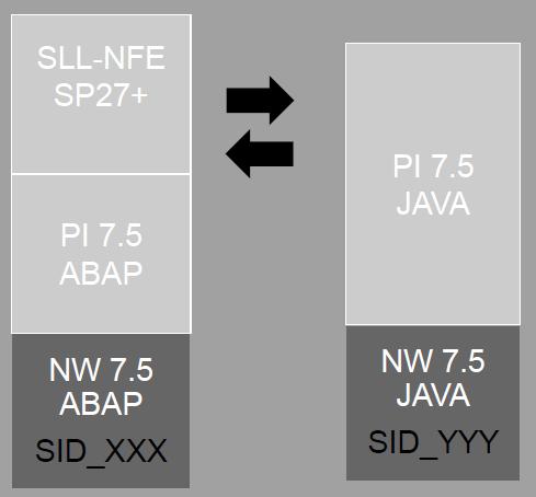 2 - SAP NF-e with SAP PI Dual Usage